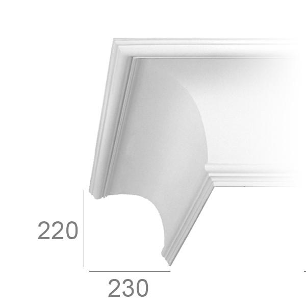 Ceiling cornice 192 CHAMPIGNY
