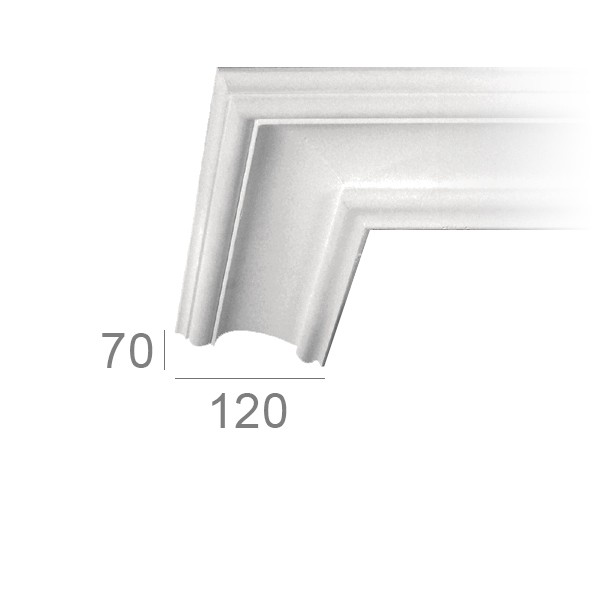 Plafondlijst 147 SENLIS