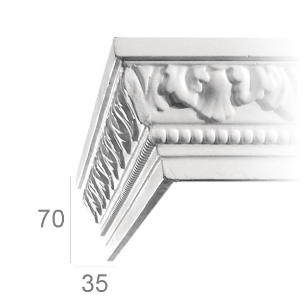 Ceiling cornice 139