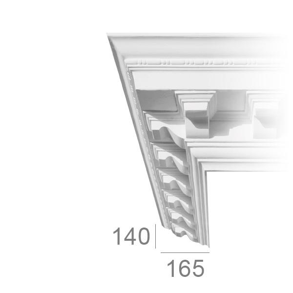 Ceiling cornice 189