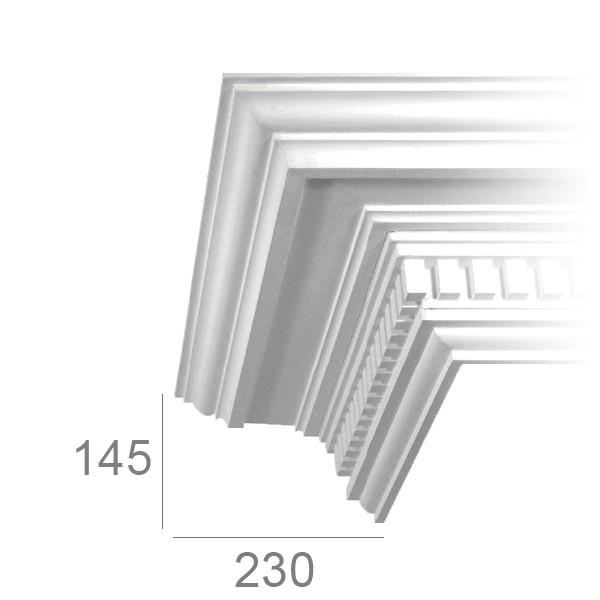 Plafondlijst 191 BASSA