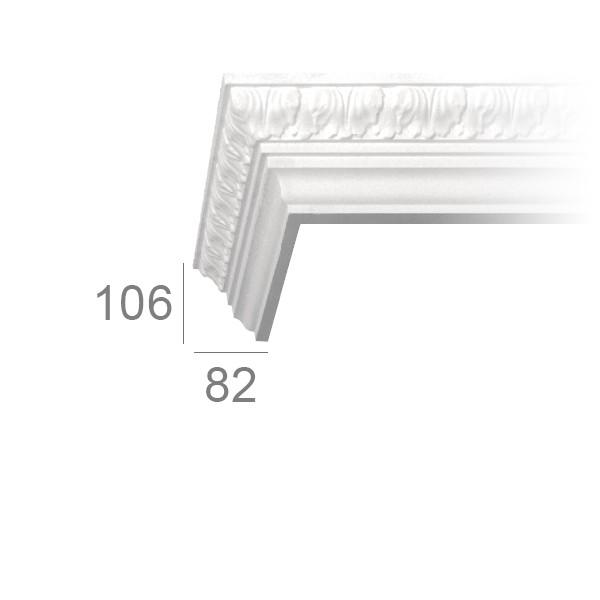 Ceiling cornice 196