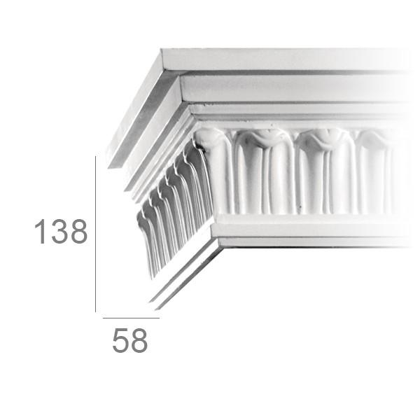 Ceiling cornice 359