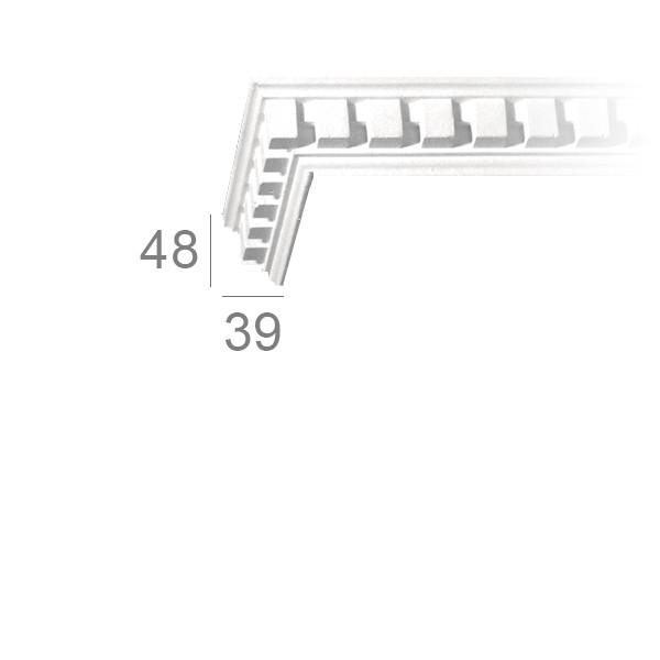 Ceiling cornice 361