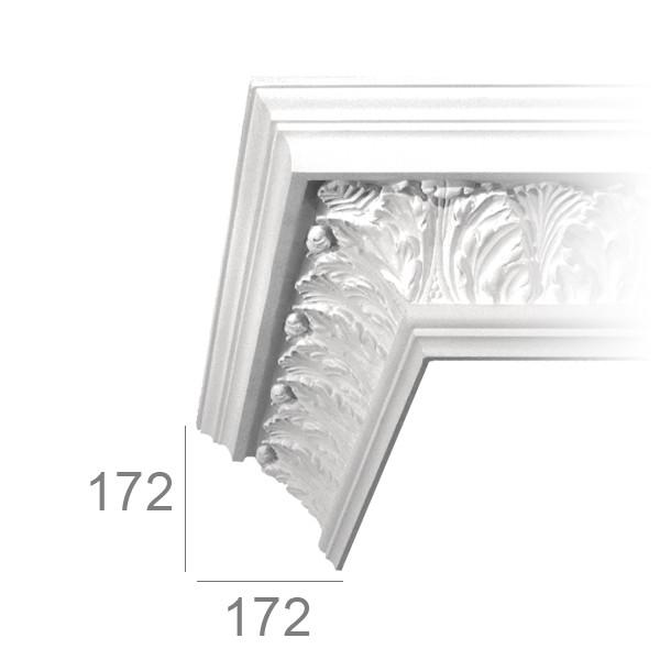 Ceiling cornice 409 ATENA