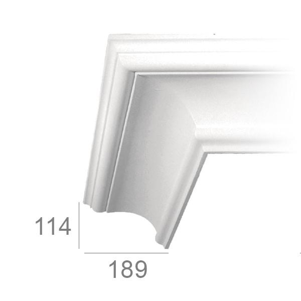 Plafondlijst 147A SENLIS