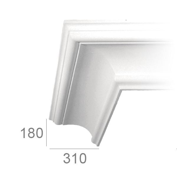 Ceiling cornice 147B SENLIS