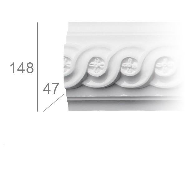 Moulding 485 BORDER