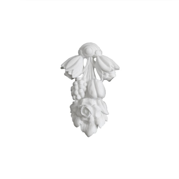 Ornement 177A Guirlande fleurie