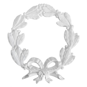 Ornament 236 laurel wreath