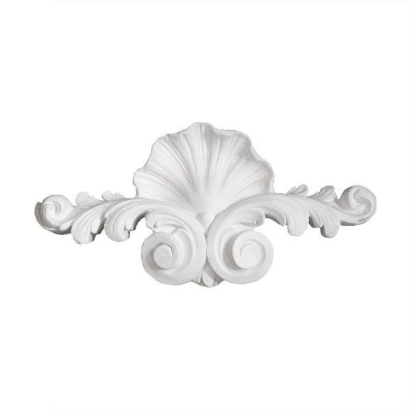 Ornament 255 Shell with volutes