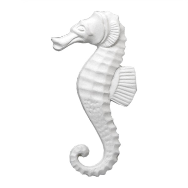 Ornament 727 sea horse
