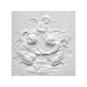 """Bas-relief 1001 """"Angelots forgerons"""""""