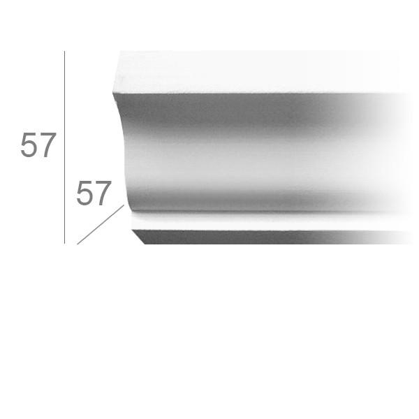 Moulure de façade 3000