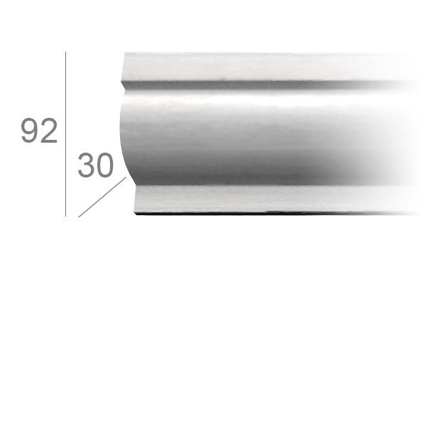 Moulure de façade 3002