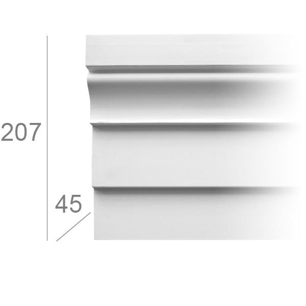 Moulure de façade 3007