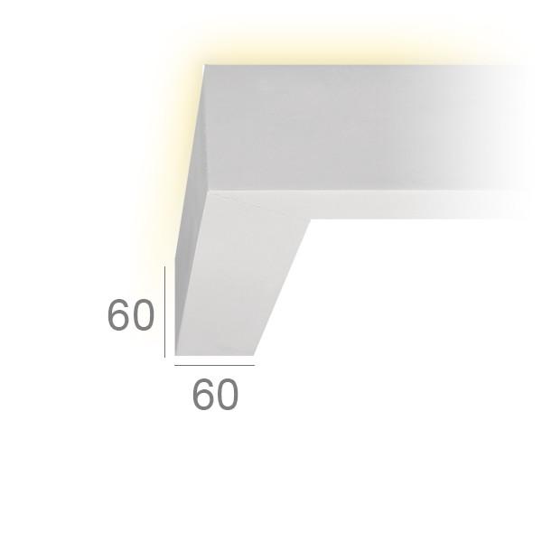 Corniche lumineuse 130 LUX