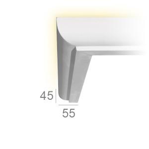 Lighting cornice 131 LUMMUS