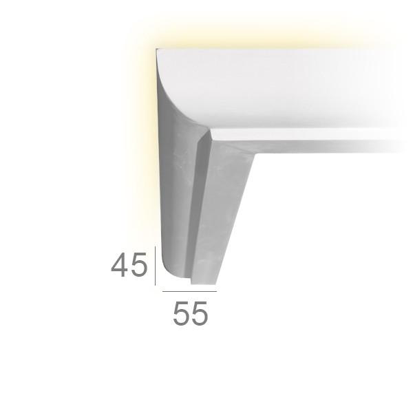 Corniche lumineuse 131 LUMMUS