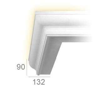 Lighting cornice 387