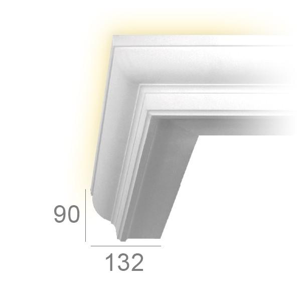 Corniche lumineuse 387