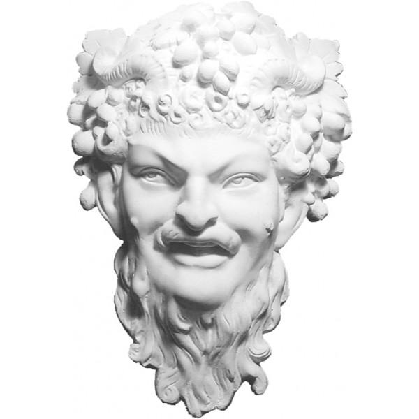 """Sculpture 705 """"Tête de Bacchus"""""""