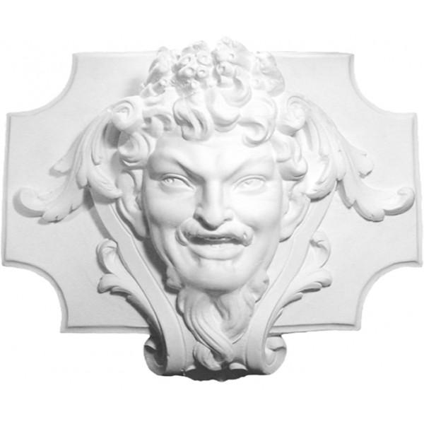 """Sculpture 704 """"Tête de Faune"""""""