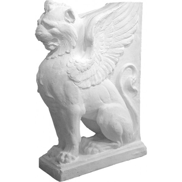 "Sculpture 715A ""Griffon pour table"""