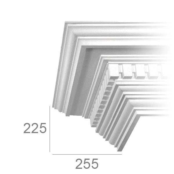 Ceiling cornice 203 ALTA