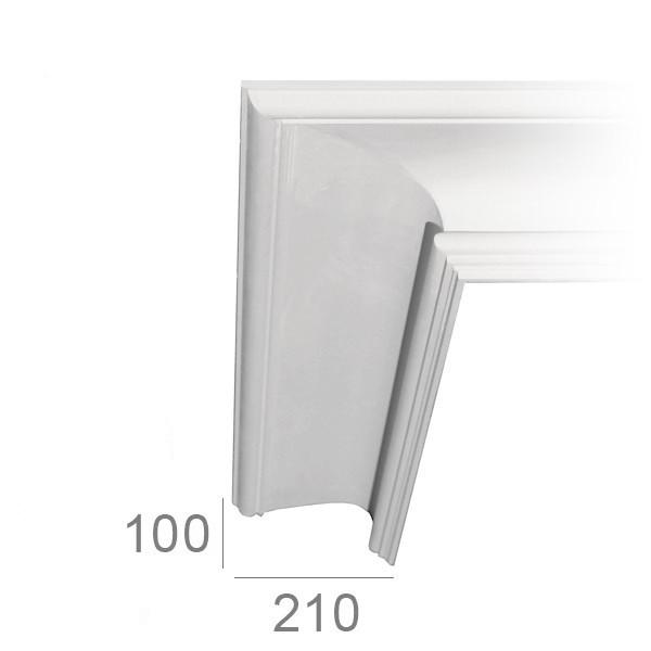 Plafondlijst 192A CHAMPIGNY