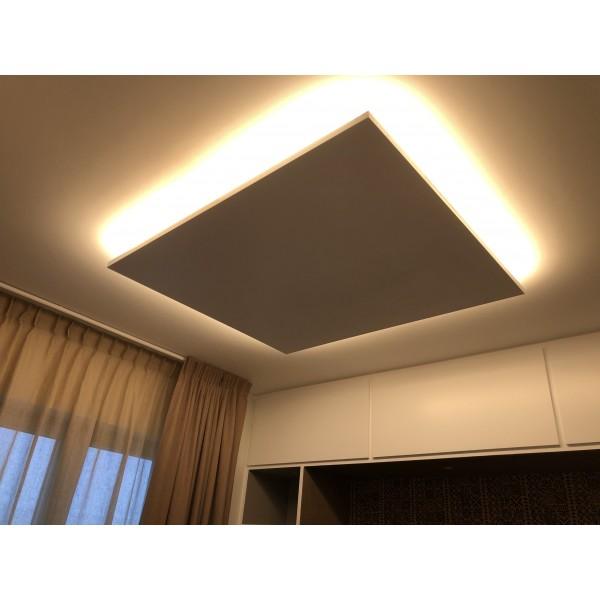Plafondlamp 327 PLAT