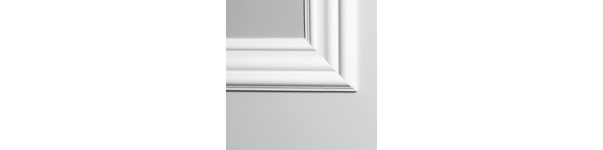 Plain mouldings