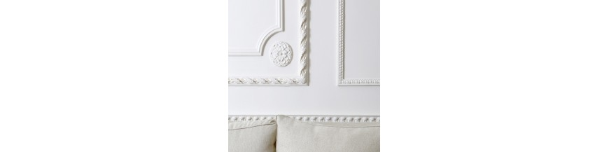 Stylish mouldings