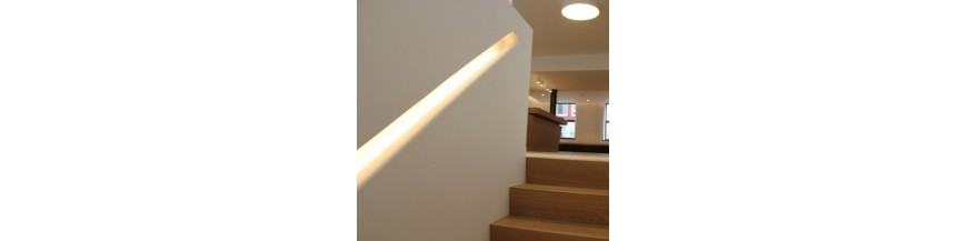 Stairs banister